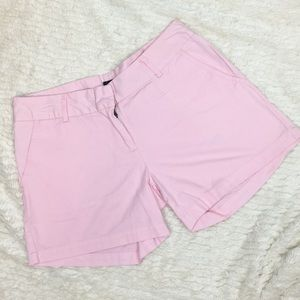 EUC J. Crew Factory Light Pink Shorts Sz 12
